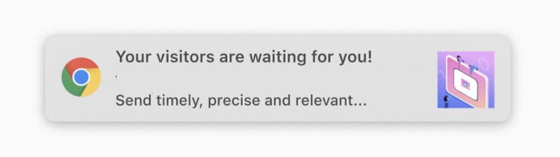 mac chrome notifications