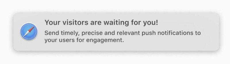 mac safari notifications